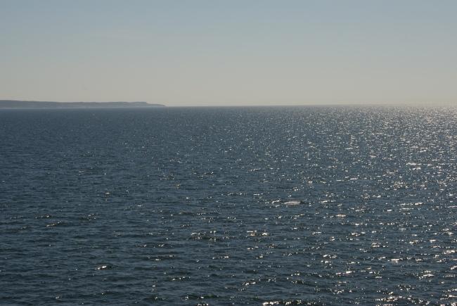 Fin vy till havet i Runsala. Nice view to the sea in Ruissalo. Ihanat merinäkymät Ruissalossa.