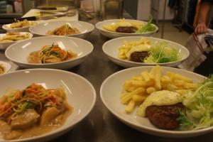 Mat, food, ruokaa, le Porc.