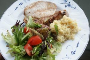 Fläskkotletter, pork chops, porsaankyljykset