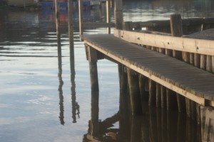 Brygga, jetty, laituri