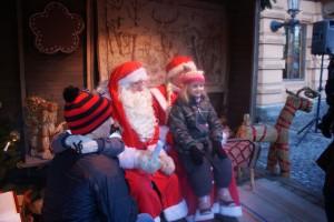 Santa lives in Finland!
