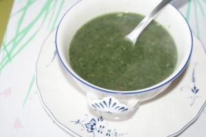 Nässelsopppa, nettle soup, nokkoskeitto