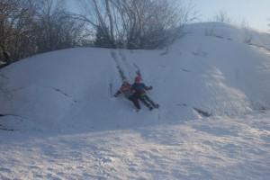 Vinterroligt, winter fun, talvihauskaa