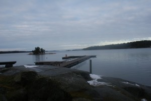 Vinter i Nagu, Winter in Nauvo, talvinen Nauvo