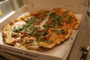 Pizza, Pub Niska