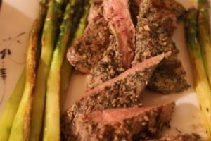 Grillad lamm, grilled lamb, grillattua lammasta