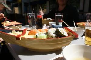 Ayakos sushi, Uppsala