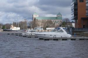 Grå Åbo, gloomy Turku, pilvinen Turku