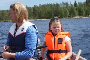 Irninjärvi, Kuusamo