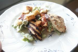 Caesarsallad, Caesar salad, Caesarsalaatti