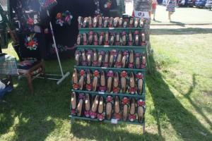 Traditionella skor, traditional shoes, perinteisiä kenkiä