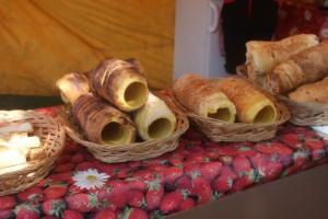 Traditionella bakverk, traditional pastry, perinteisiä leipomuksia
