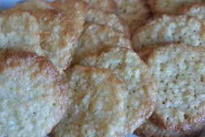 Havreflarn, oat biscuits, kaurakeksit