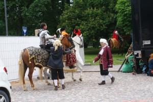 Medeltidsmarknaden, medieval market, keskiajan markkinat