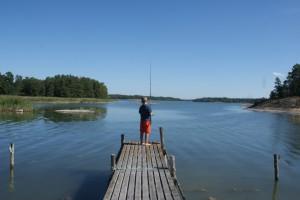 Fisketurer, fishing trips, kalastusmatkoja