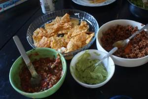Taco stuff