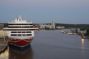 Viking Line, Turku/Åbo