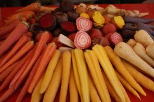 Grönsaker på festen, vegetables at the party, vihanneksia juhlissa