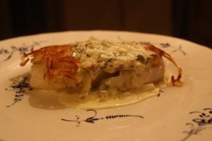Potatisstekt torsk, cod with fried potatoes, perunapaistettu turska