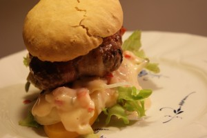 Hamburgare, hamburger, hampurilainen