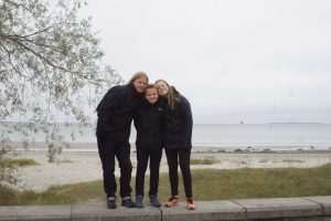 Mikko, Anton, Emma