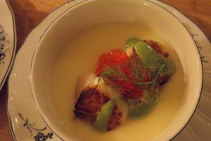 Blomkålssoppa, cauliflower soup, kukkakaalikeitto