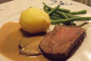 Söndagsstek, Sunday roast, sunnuntaipaisti