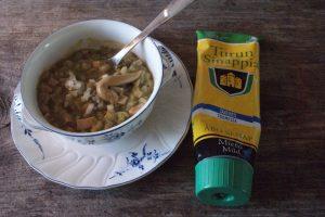 Ärtsoppa, pea soup, hernekeitto