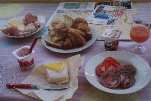 Frukost, breakfast, aamiainen