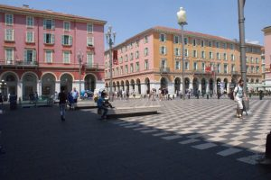 Place Massena, Nice/Nizza
