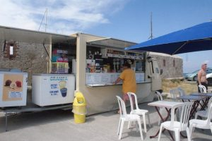 Lunch/lounas, Antibes