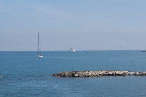 Motor Yacht A, Antibes