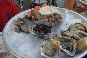 Skaldjur, seafood, äyriäisiä