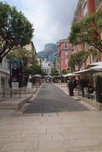 Rue Princesse Caroline, Monaco