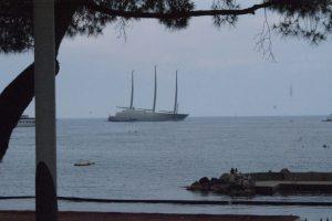 Sailing Yacht A, Monaco