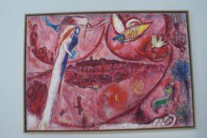 Chagall - Musées nationaux des Alpes maritimes