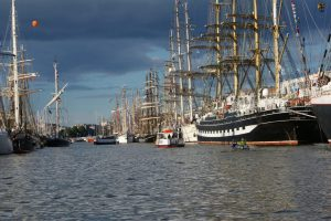 Tall Ships Race 2017, Åbo/Turku