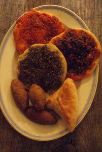 Syrisk mat, Syrian food, syyrialaista ruokaa