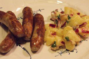 Potatissallad, potato salad, perunasalaatti
