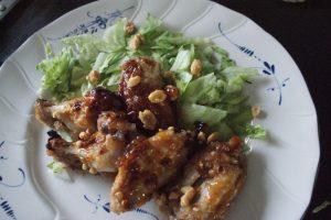 Vietnamesiska kycklingvingar, Vietnamese chicken wings, vietnamilaiset kanansiivet