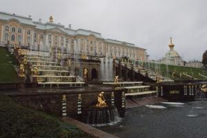 Peterhof, Petergof, Pietarhovi